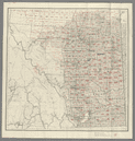 Alberta, Canada southern sheet. Electoral. Department of Public Works 1913 map